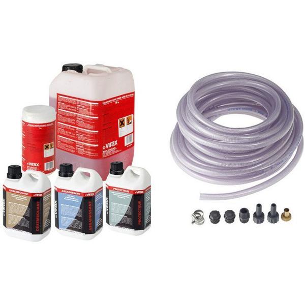 Dodatki i akcesoria do pompy do czyszczenia Virax 295051