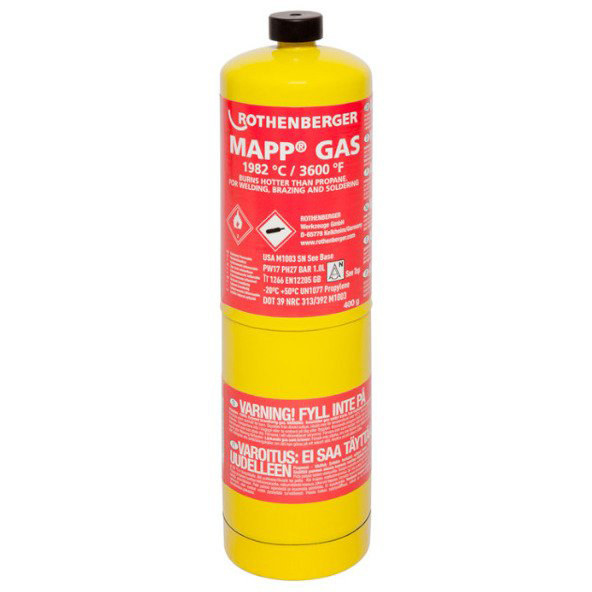 "Gaz MAPP gwint US 1"" 35698 ROTHENBERGER"