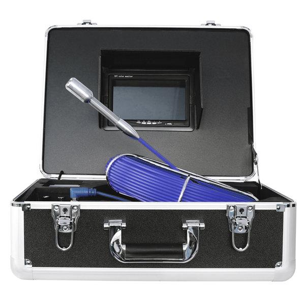 Kamera do inspekcji kanalizacji, wentylacji, rur i innych instalacji GT-Cam 23 DL