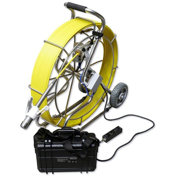 Kamera do inspekcji rur GTools,  Kamerka inspekcyjna, Endoskop GT-Cam 38 DUO
