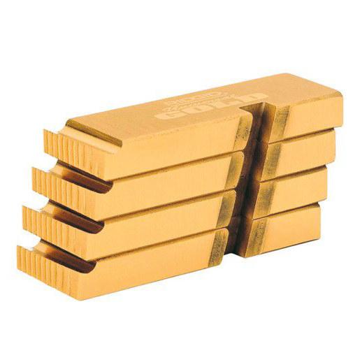 """Noże narzynki ½-3/4""""RIDGID 1233 1224 GOLD 57082"""