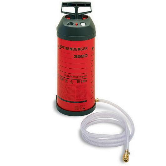 Pojemnik ciśnieniowy na wodę RODIAPUMP Rothenberger