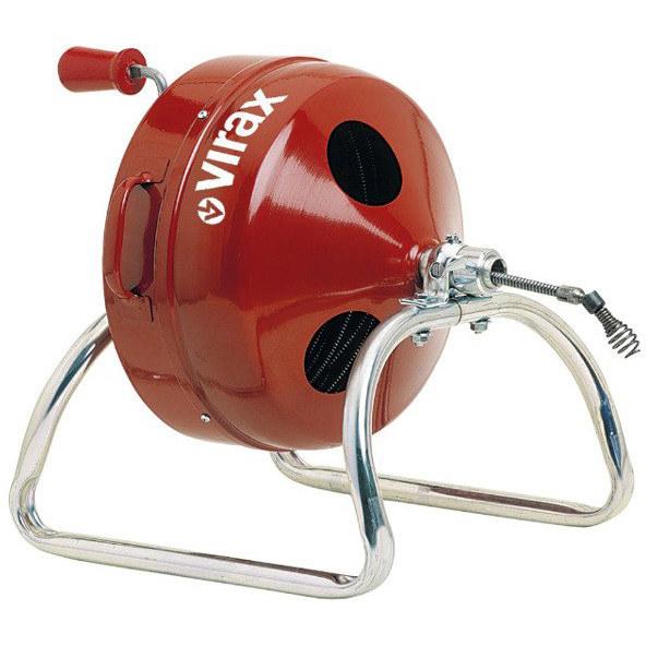 Profesjonalny przepychacz na stojaku VIRAX 290720