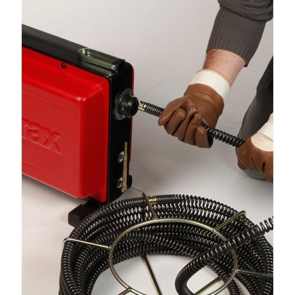 Przepychacz elektryczny z odcinkami linek VAL 96QC VIRAX 293132