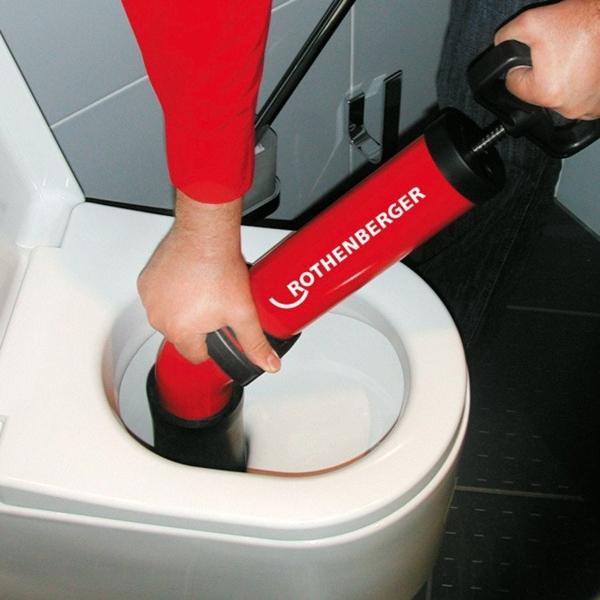 Przepycharka ROPUMP® SUPER PLUS Rothenberger