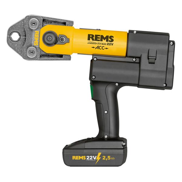 REMS Akku-Press 22V ACC Basic-Pack