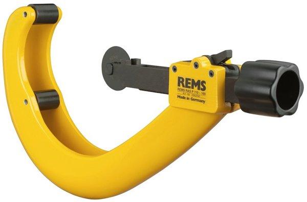 REMS RAS P 110-160. Obcinak do rur