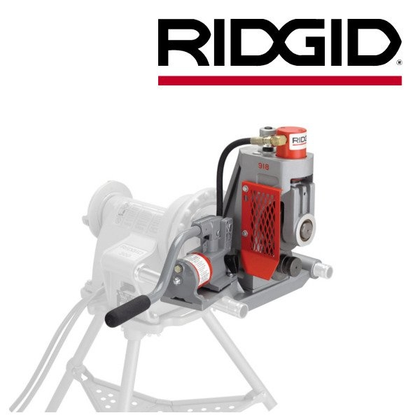 RIDGID 918 Hydrauliczna rowkarka rolkowa do 300 Compact/1233