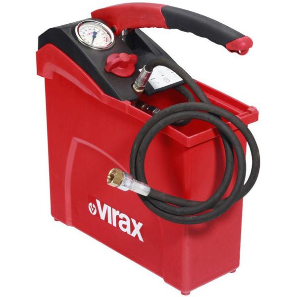 Ręczna pompa do prób ciśnieniowych VIRAX 262005