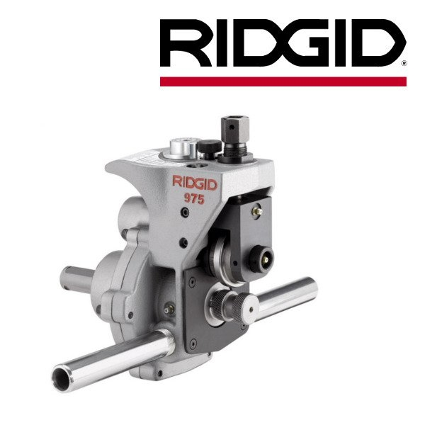 Rowkarka rolkowa wyoblarka RIDGID model 975 COMBO (33033)