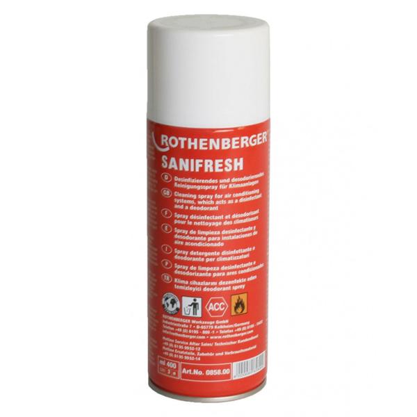 Środek dezynfekujący SANIFRESH 12x400ml 0858.00 ROTHENBERGER