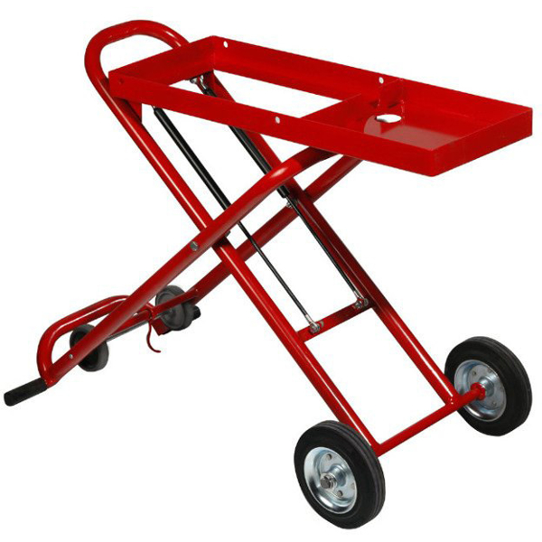 """Wózek składany do gwinciarki 2"""" VIRAX 162460"""